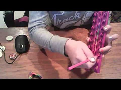 The 25 best crazy loom bracelets ideas on pinterest loom bands how to make a raindrop bracelet on the crazy loom youtube fandeluxe Images