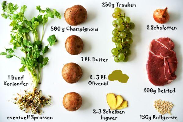 Herbstessen - neuensausderküche