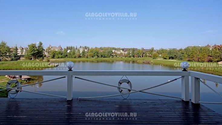 Бассейн в Глаголево парк | Коттеджный поселок «Глаголево»