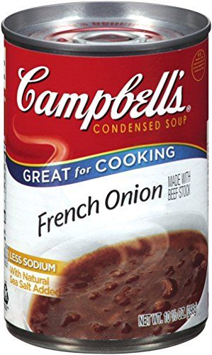 Crock Pot Cubed Steak With Gravy Recipe Campbell S French Onion Soup Campbells Soup Recipes