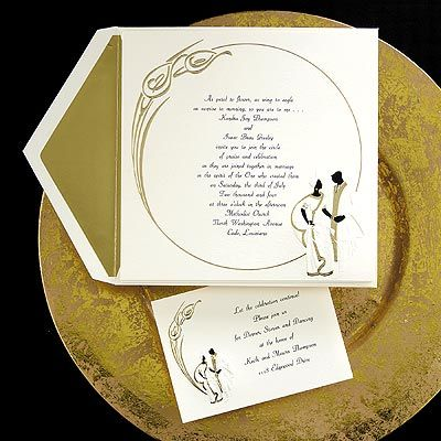 Good Cheap African American Wedding Invitations