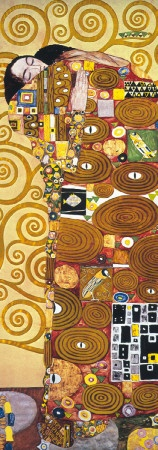 l'Acomplissement de Gustav Klimt