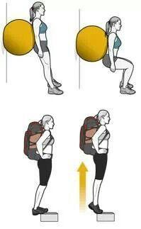 Backpacker strengthening