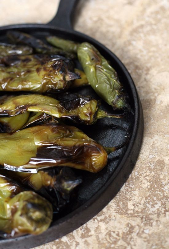 roast-long-green-chile-peppers