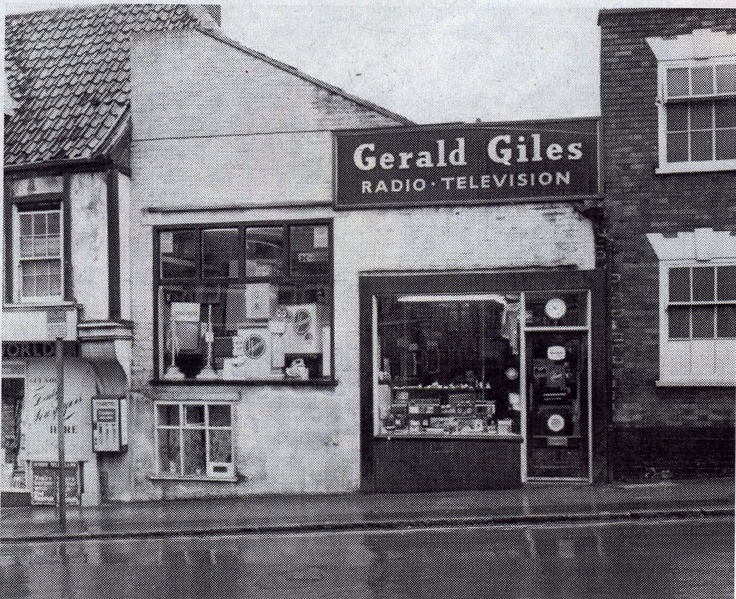 How small was our first shop in #Norwich #Norfolk #Est1948