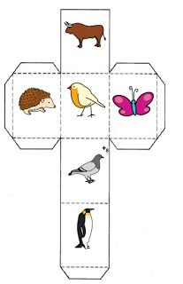 Recursos para Docentes: Story cubes y formación de frases