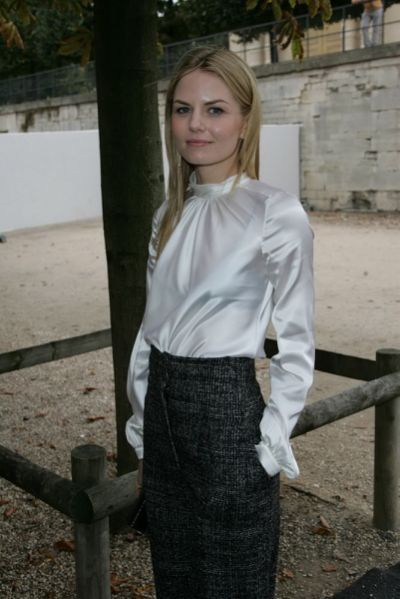 Ladies in Satin Blouses: Jennifer