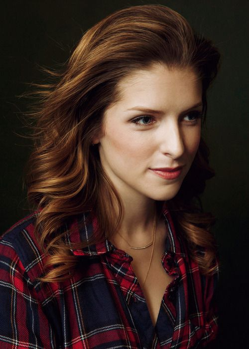 "Anna Kendrick - She's so uniquely beautiful! I can't wait for her to be in ""Into the Woods""...!"