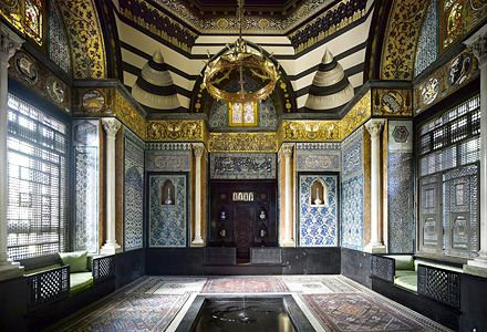 Leighton House - A museum in the home and painting studio of Frederic, Lord Leighton.