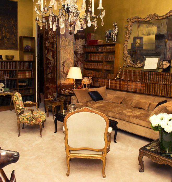 Coco Chanel's apartment, Paris