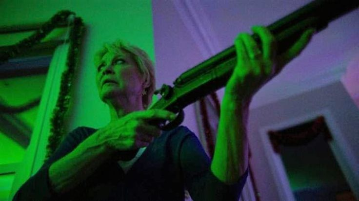 Dee Wallace Stares Down The Monster In New 'Red Christmas' Clip