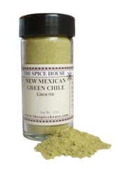 New Mexican Green Chile Powder