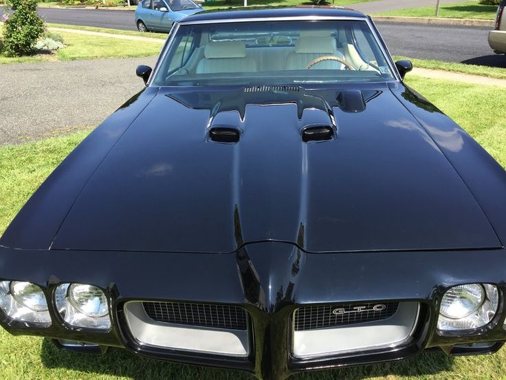1970 Pontiac GTO for sale by Owner - Gilbertsville, PA | OldCarOnline.com Classifieds