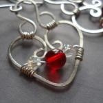 How to Make Wire Wrapped Pendant Frames Using Gadgets - The Beading Gem's Journal