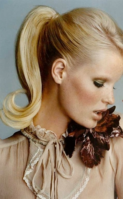 Enjoyable 25 Best Ideas About Retro Ponytail On Pinterest Perfect Hairstyle Inspiration Daily Dogsangcom