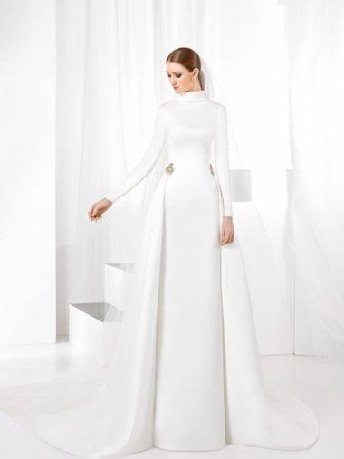 vestido de novia colección 2019 - franc sarabia - ¡descúbrelos