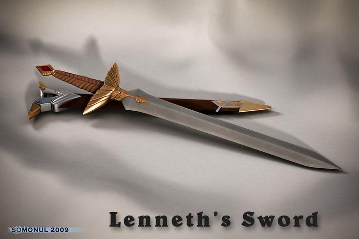 Lenneth's Sword by ~Somonul on deviantART