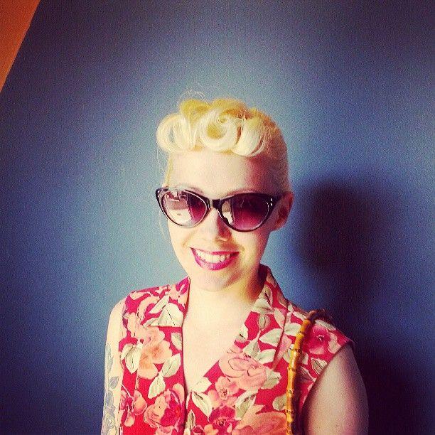 Alder! The cutest @Robinbowl @Alder Camille