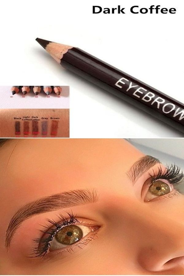 Sparse Eyebrows   Professional Brow Makeup   What You Need ...