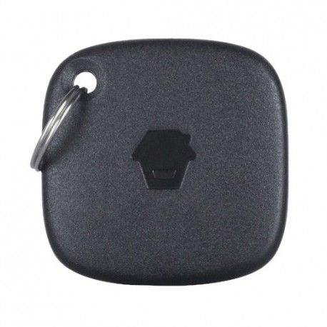 This small keyring RFID tag just needs to be waved within 2cm's of the wireless alarm control panel to quickly and easily arm or disarm the alarm system.