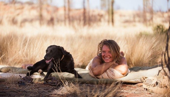 SUITCASE MEETS: ROBYN DAVIDSON