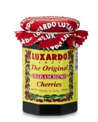 Luxardo Maraschino Cherries #williamssonoma...