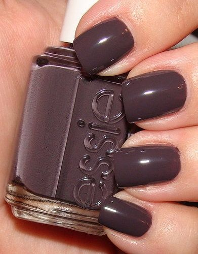 Essie Smokin' Hot. This has fall weather written all over it.