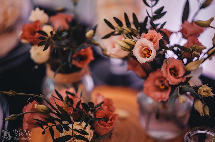 Kwiatowe dekoracje || Floral decorations