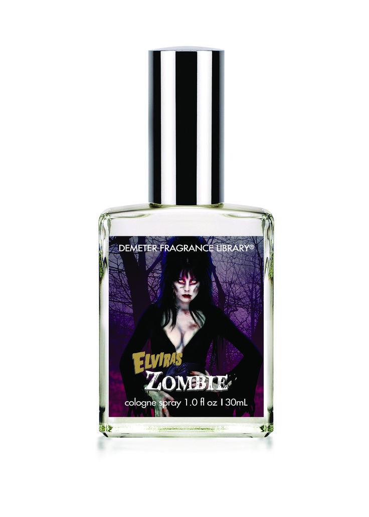 Духи «Девушка-зомби» (Elvira's zombie)
