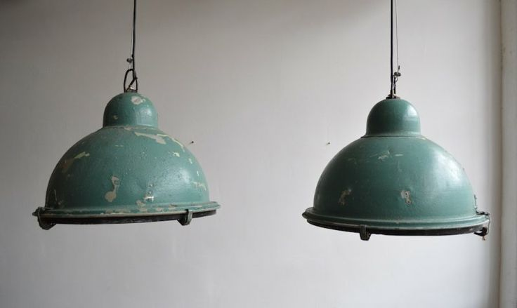 Bluish grey ceiling lamps (6 pcs) | artKRAFT Furniture&Design