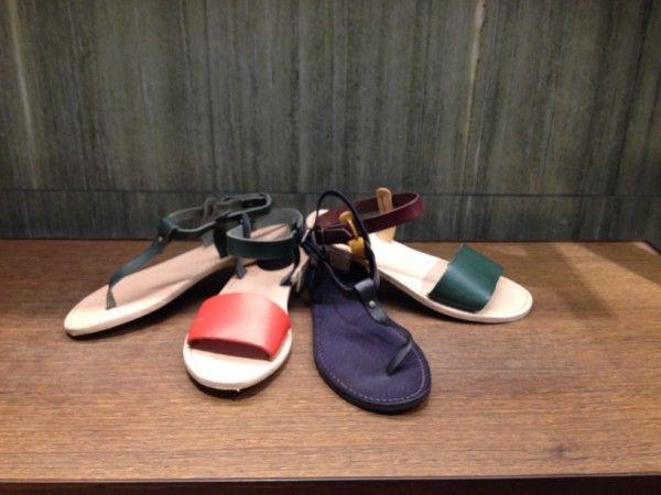 Lanapo #sandal #flat #FolliFollie #SpringSummer #collection