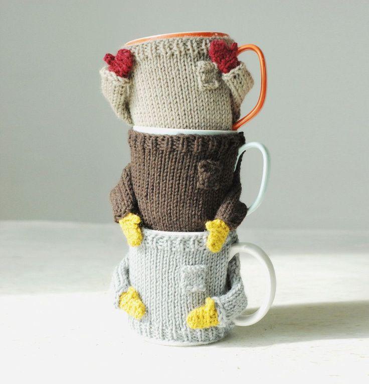 Mug Sweater pattern