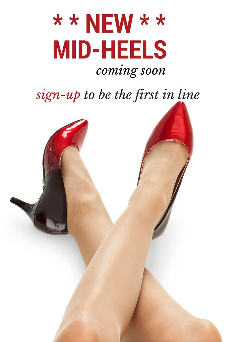 MID-HEELS ON WAY! Our new mid-heels are well into production. We will be taking Members pre-orders on the 15th August. Sign up to become a Member and be the first in line. http://scarlettos.com.au/mid-heels/  Only 10 pairs per size made so be sure to #GetThemBeforeSheDoes They are sooooo pretty!!!