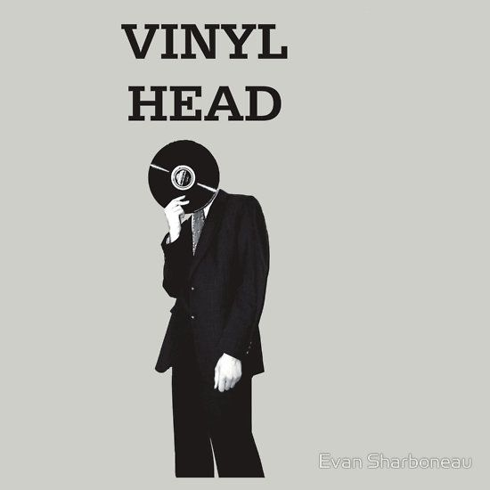 Vinyl Head