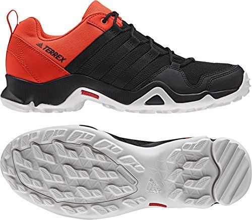 The Terrex Mid GTX Hiking Shoes for Men from adidas Outdoor gives  hard-charging outdoor lovers a tough-as-nails outdoor shoe with the  waterproof prot