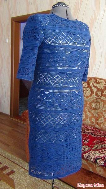 Доброе время суток, давненько обещала показать и вот... Платье из замечательного онлайна http://www.stranamam.ru/ который организовала и проводит http://22anna.stranamam.ru/