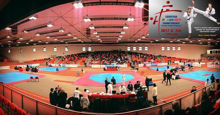 Οι νικητές και τα μετάλλια στο WTE European Olympic Weight Categories Championships, στη Σόφια Βουλγαρίας