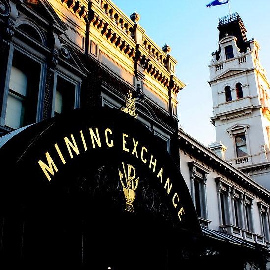 Mining Exchange. #Australia