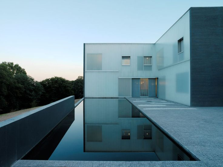 Steven Holl Architects, Andy Ryan, Rüssli Architekten · The New Residence at the Swiss Embassy · Divisare