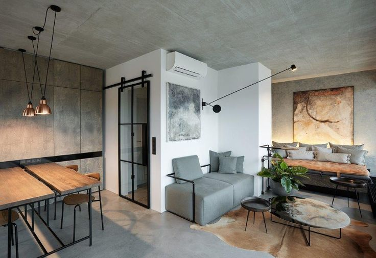 #Microtopping fa da sfondo in una casa da vero #macho. e con molto #stile! #interior #home