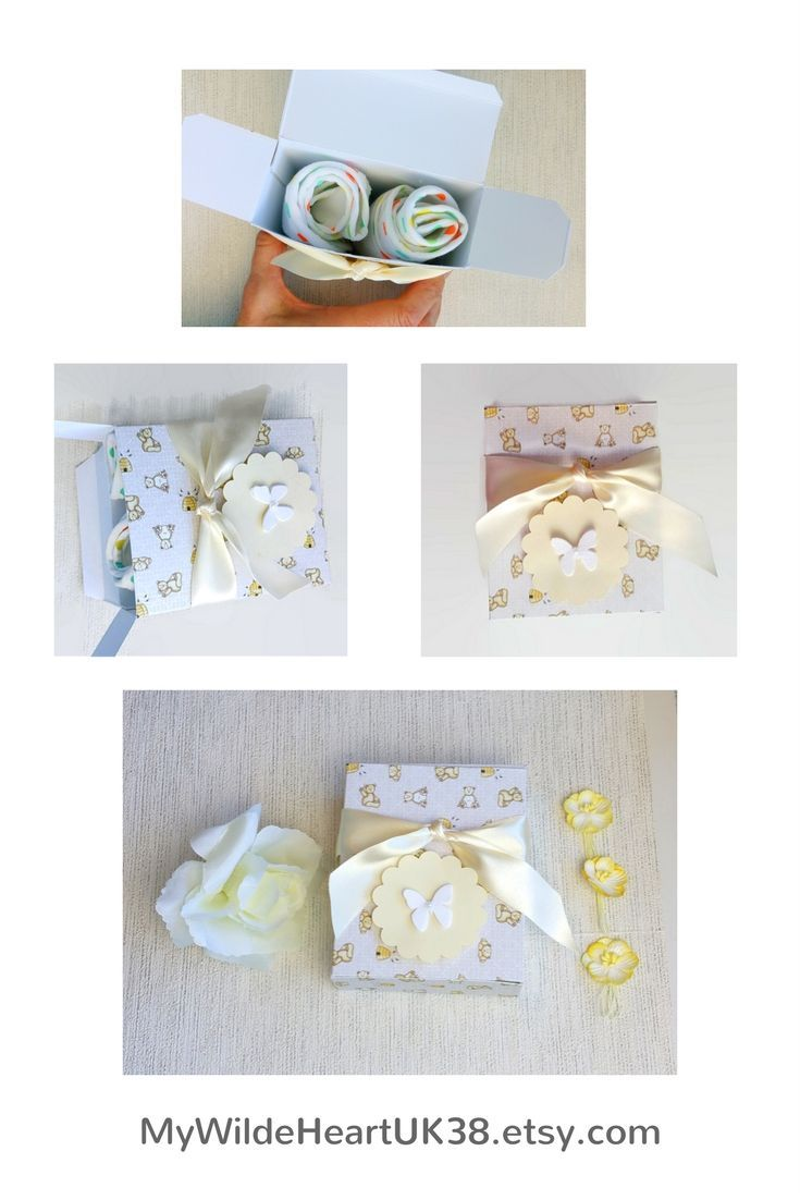Such a cute baby bib gift box - who  doesn't love teddies! Perfect for a baby shower, or for a newborn baby of any gender.  Click through to my shop or contact me for your own custom order #babybibs #babygift #babyshower