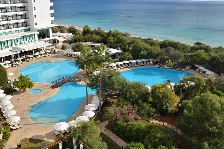 Nothing says Good morning better than waking up to the amazing views of Grecian Bay Hotel Cyprus!