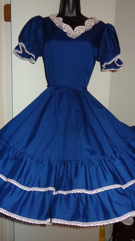how to make a square dance petticoat