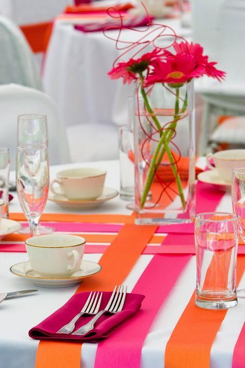 44 Best Images About Fuchsia Amp Orange Glam On Pinterest