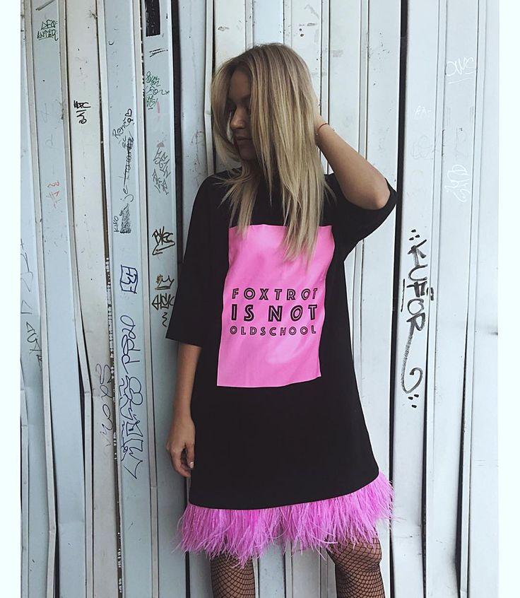 Foxtrot is NOT oldschool  #happysunday #kattiva