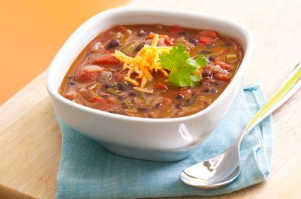 Chicken and black bean soup: Chicken And Black Beans, Chicken Soups, Southwest Chicken, Black Beans Soups, Pinto Beans, Mr. Beans, Soup Recipes, Tacos Soups, Beans Soups Recipes