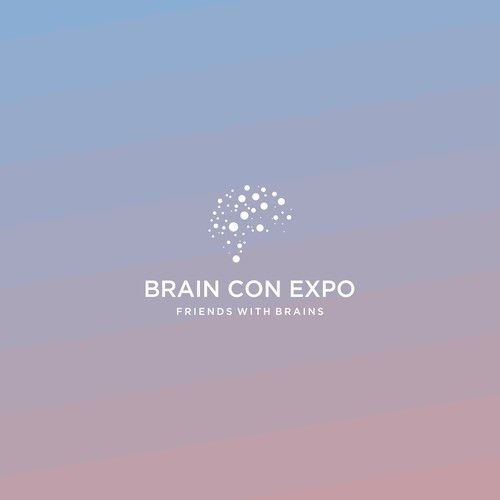 State-of-the-art logo for state-of-the-art nonprofit! Help revolutionize Brain Con Expo 🌟 Design by ameliadesign