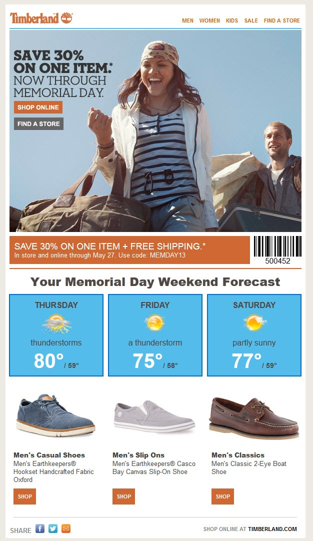memorial day forecast boston