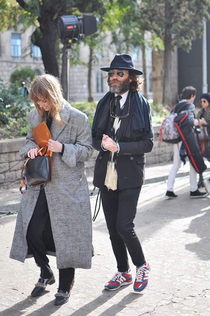 Babe & Beard, 080 Barcelona Fashion