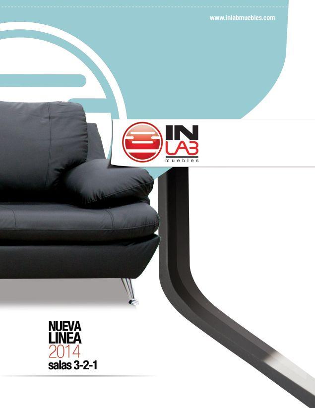 Catalogo de Salas, sillones, sofas de inlab muebles